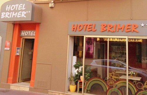 Brimer Hôtel 2 étoiles à Cannes