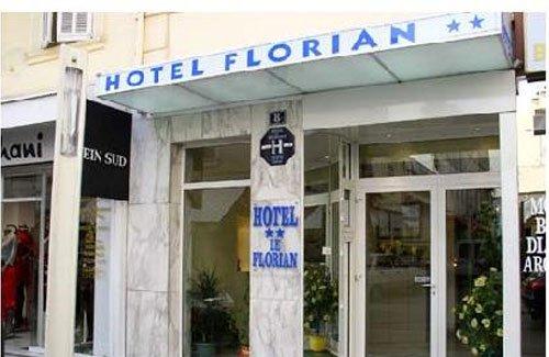 Florian Hôtel 2 étoiles à Cannes