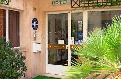 Esperanto Hôtel 2 étoiles à Cannes