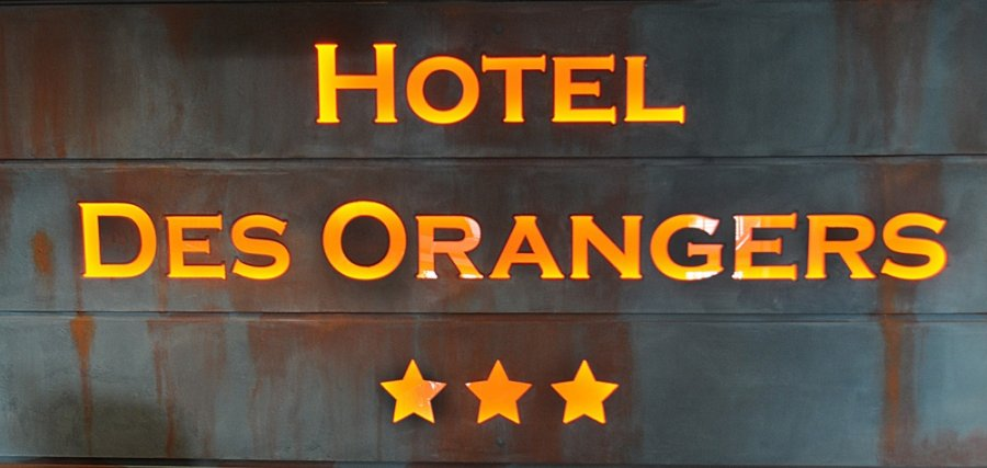 Orangers Hôtel 3 étoiles à Cannes
