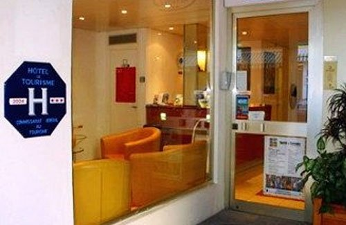 Athénée Hôtel 3 étoiles à Cannes