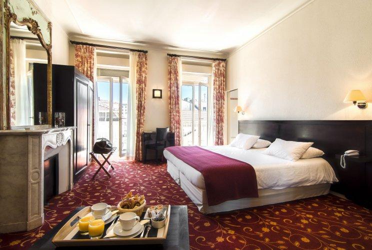 Villa Tosca Hôtel 3 étoiles à Cannes