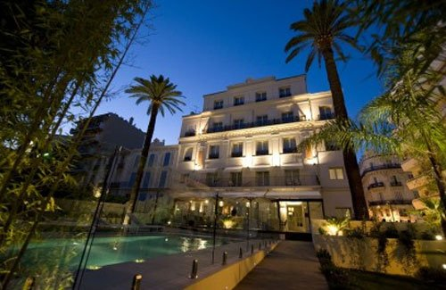 Hotel Le Canberra 4 étoiles à Cannes