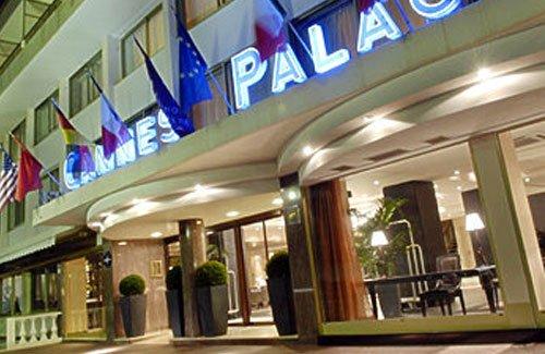 Cannes Palace Hôtel 4 étoiles à Cannes