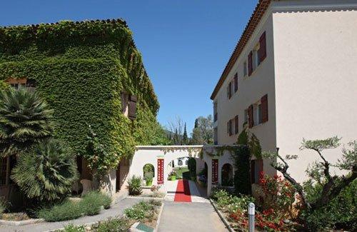 Cannes Rivage Résidence 4 étoiles à Mandelieu