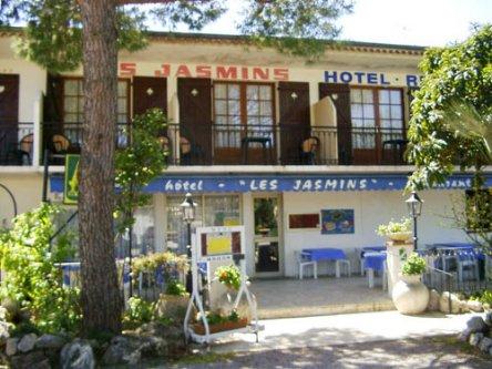 Hôtel Restaurant Les Jasmins 1 étoile proche de Cannes