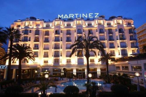 Grand Hyatt Cannes Hotel Martinez Hôtel 5 étoiles à Cannes
