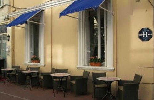 Hôtel 2 étoiles Anna Livia à Cannes