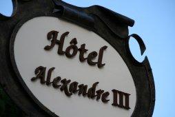Alexandre III Hôtel de charme 3 étoiles à Cannes