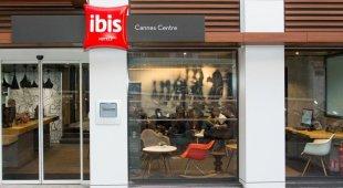 ibis Cannes Centre Hôtel 3 étoiles