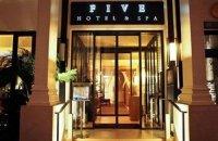 Five seas Hotel et Spa Cannes 5 étoiles