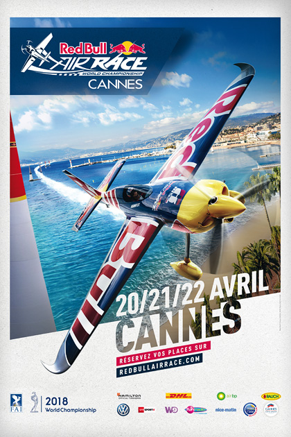 Red Bull Air Race affiche